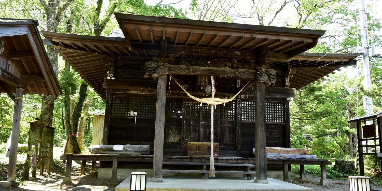 岳温泉 陽日熊野神社
